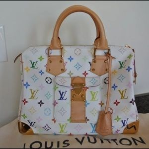 Louis Vuitton Multi Speedy 30